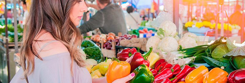 Dicas para escolher as melhores frutas no supermercado ou feira